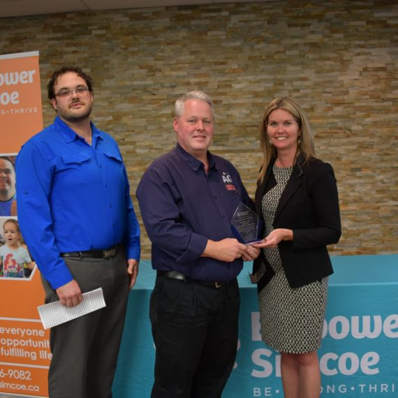 Empower Simcoe Annual General Meeting