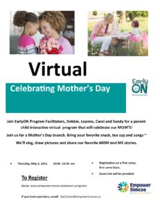 Celebrating Mothers Day