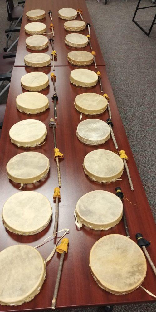 Drums - Aboriginal EarlyON