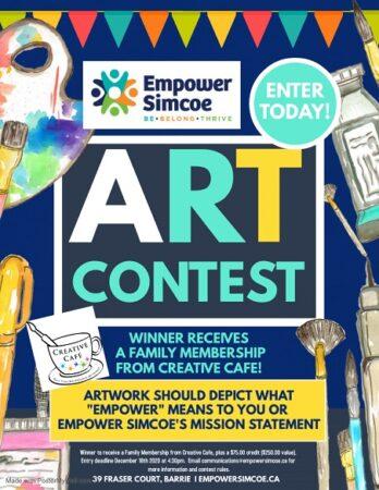 Art Contest Poster