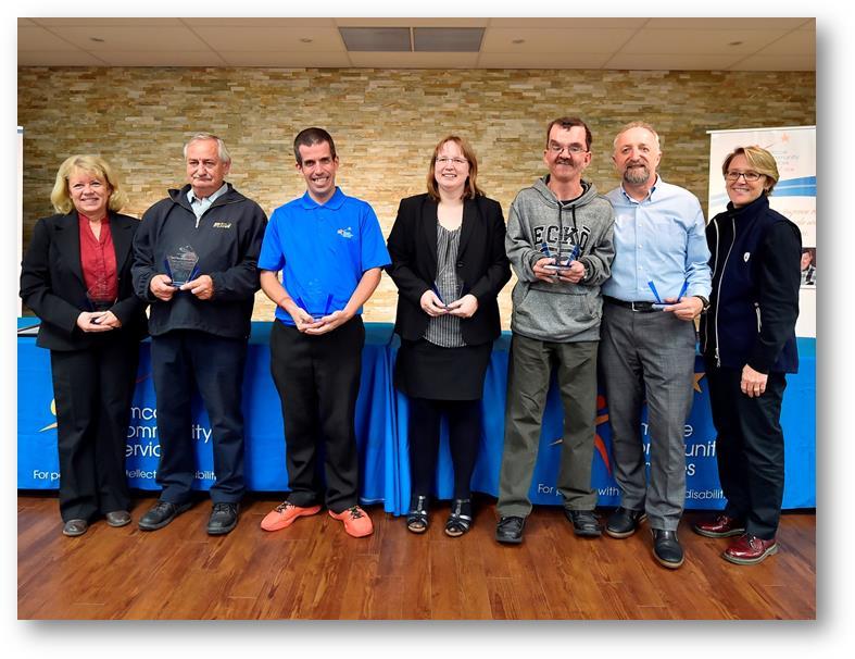 Gift of the Heart Award Winners