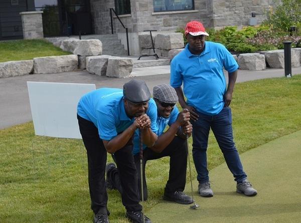 nexim golf team