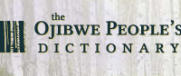 The Ojibwe People`s Dictionary
