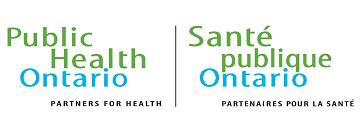Public Health Ontario COVID Page