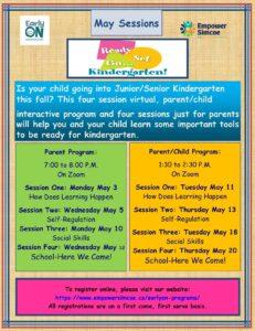 Get ready Kindergarten