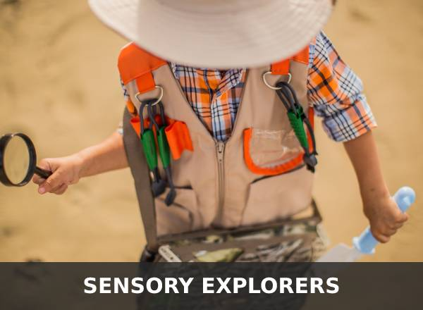 sensory explorers banner