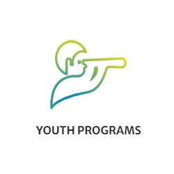Youth Programs - Image of youth with spyglass