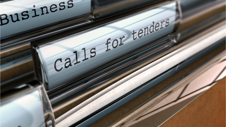 Request for tenders bidders snow plow barrie orillia