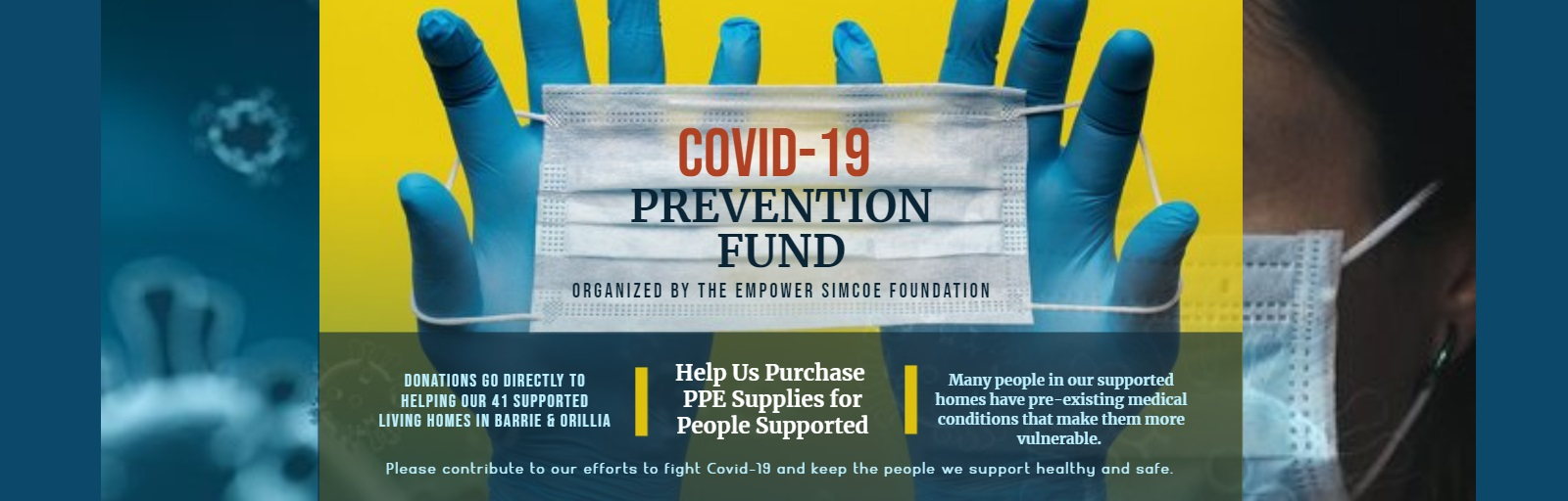 COVID-19 Prevention Fund