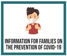 covid prevention information