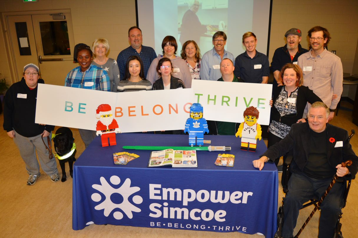 Volunteer Appreciation Night with Empower Simcoe